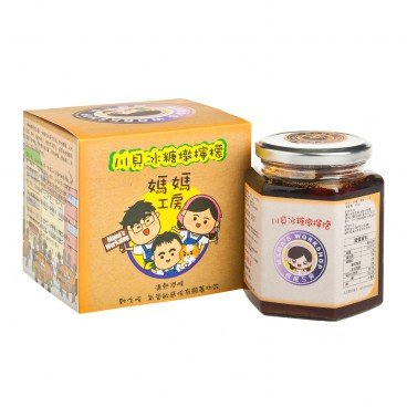 MAMA WORKSHOP - Lemon With Chuan Bei And Rock Sugar - 470G