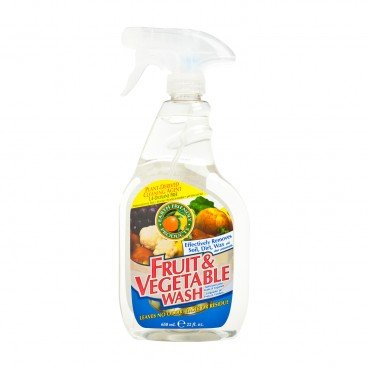 EARTH FRIENDLY PRODUCTS - Fruit Vegetable Wash - 650ML