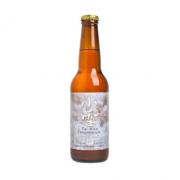 TAIWAN HEAD BREWERS Light Snow weizenbock 330ML