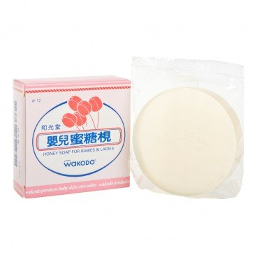 WAKODO - Baby Soap With Honey - 85G