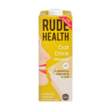 RUDE HEALTH - Organic Oat Drink - 1L