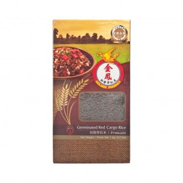 GOLDEN PHOENIX Germinated Red Cargo Rice 1KG