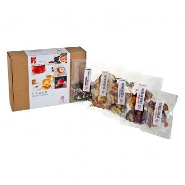 HO CHA - Gift Set best Of Ho Cha - 10'S