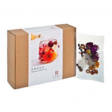 HO CHA Signature Health Enhancing Tea 10'S