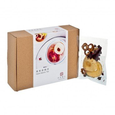 HO CHA Apple Beauty Tea 10'S