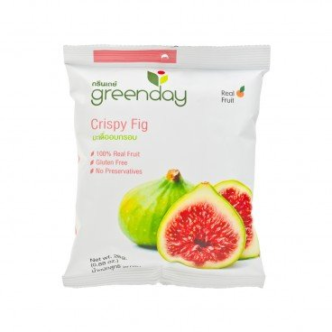 GREENDAY - Crispy Fig - 28G