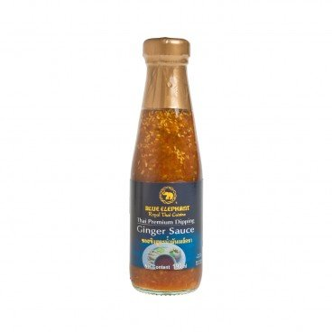 BLUE ELEPHANT Thai Ginger Sauce 190ML