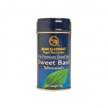 BLUE ELEPHANT Dried Sweet Basil 6G