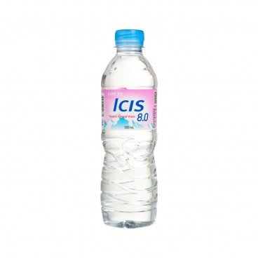 LOTTE ICIS Mineral Water Ph 8 0 500ML