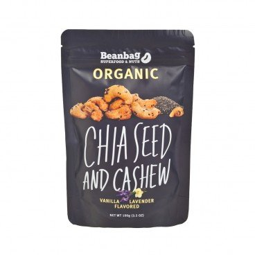 BEANBAG Chia Seed And Cashew With Vanilla Lavender Flavored 100G