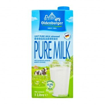 OLDENBURGER - Skimmed Milk - 1L