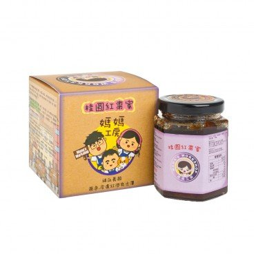 MAMA WORKSHOP Dried Longan Red Jujube Honey 245G