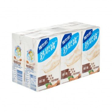 VITASOY Calci plus almond Hi calcium Healthy Drink 250MLX6