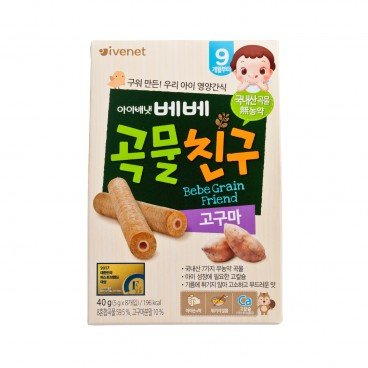 IVENET - Bebe Grain Friend sweet Potato - 40G