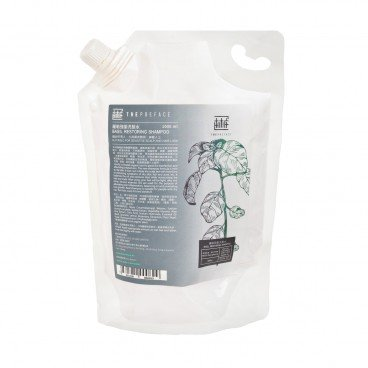 THE PREFACE Basil Restoring Shampoo family Pack 1L