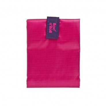BOC'N'ROLL BY ROLL'EAT Eco friendly Sandwich Wrap square Fuchsia PC