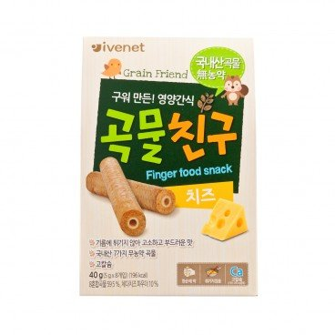 IVENET - Bebe Grain Friend cheese - 40G