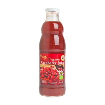 PURO - Organic Cranberry Juice - 700ML