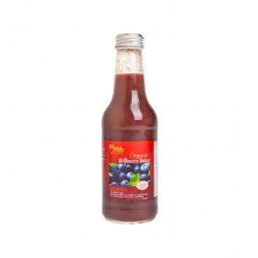 PURO Organic Bilberry Juice 250ML