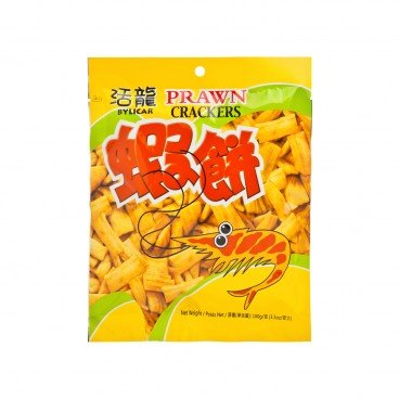 EDO PACK - Bylicar Prawn Crackers - 100G