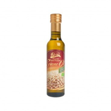 ORGANIC COLD PRESSED SESAME OIL