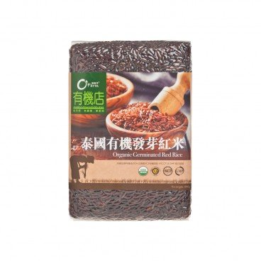 O'FARM Organic Germinated Red Rice 800G