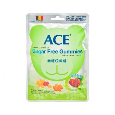 ACE® Sugar Free Gummies 48G