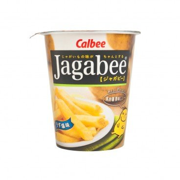 CALBEE Jagabee Potato Sticks original Flavor 40G
