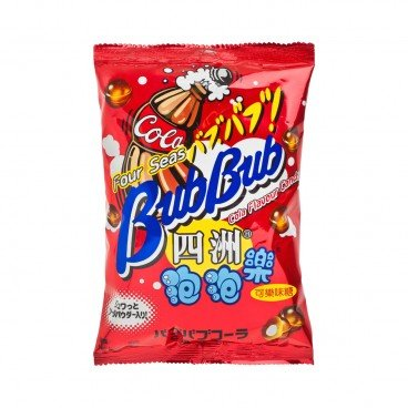 FOUR SEAS Bub Bub Candy cola Flavour 80G