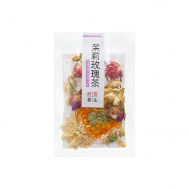 HO CHA Jasmine Rose Tea PC