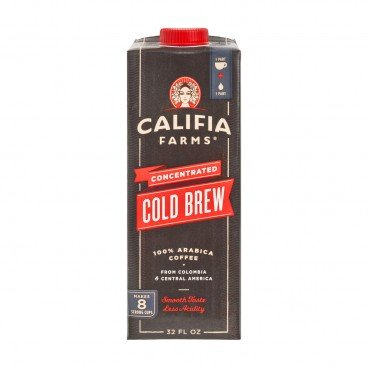 CALIFIA FARMS - Concentrated Cold Brew Coffee - 32OZ