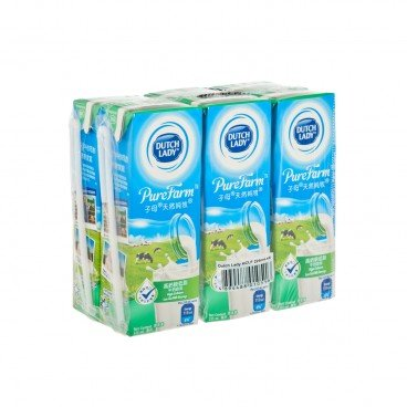 DUTCH LADY - High Calcium Less Milk Beverage - 225MLX6