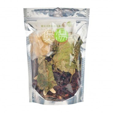 BOTONG - Begonia Fimbristipula Hance And Roselle Tea Free Rock Sugar - PC