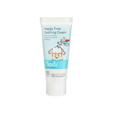 BUDS ORGANICS Nappy Time Soothing Cream 50ML