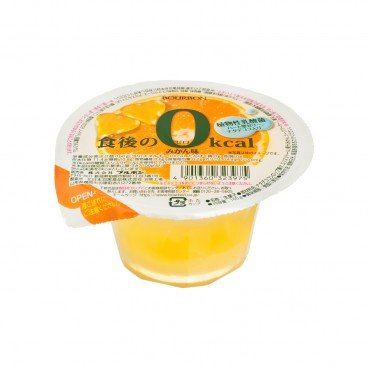 BOURBON Citrus Jelly 160G
