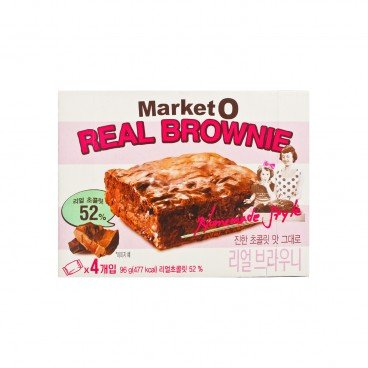 ORION Market O Real Brownie Chocolate Cake 96G