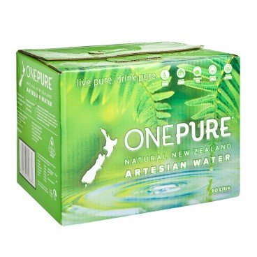 ONEPURE Still Natural Mineral Water 10L