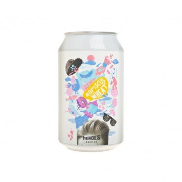 HEROES - Hangry Donut Hopiscus Wheat - 330ML