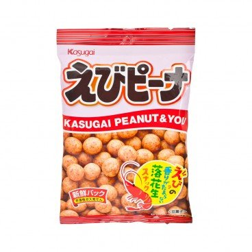 KASUGAI - Peanut And Squid - 85G