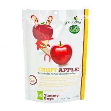 HAPPY FRUIT FARM CRISPY APPLE