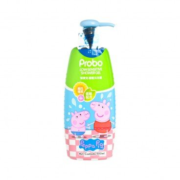 PROBO - Peppa Pig Gentle Shower Gel For Senstive Skin - 500ML