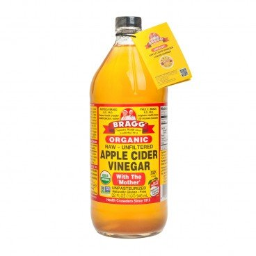BRAGG - Apple Cider Vinegar - 32OZ