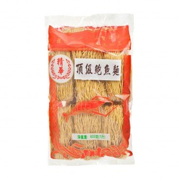 JING WAH Premium Abalone Noodle 600G