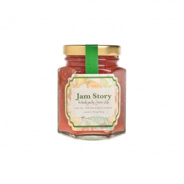 JAM STORY Sugar free Raspberry Apple Jam 100G
