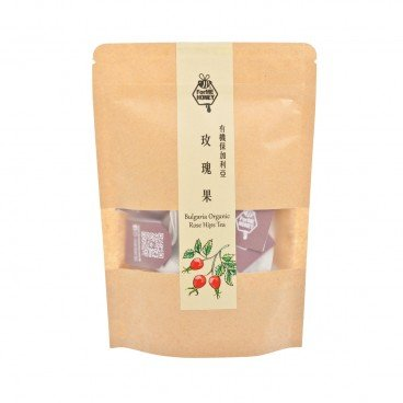 FORME HONEY Bulgaria Organic Rose Hips Tea 2.5GX6