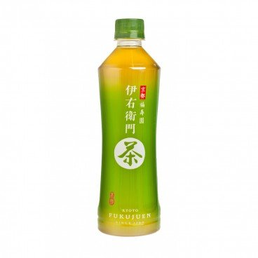 IYEMON - Green Tea - 525ML