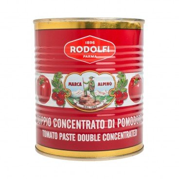 RODOLFI Tomato Paste double Concentrated 850G