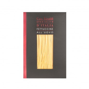 ARTISAN-FETTUCCINE WITH EGG