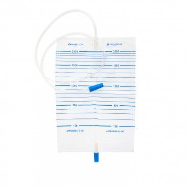 LIVINGSTONE Strl Urine Bag W outle 2L