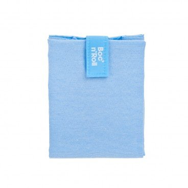 BOC'N'ROLL BY ROLL'EAT Eco friendly Sandwich Wrap eco Light Blue PC